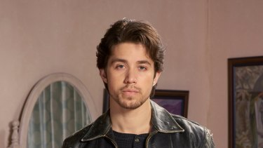 Brandon Larracuente in Party of Five.