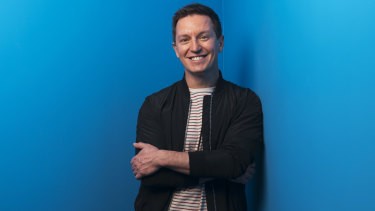 Rove McManus is returning to live television with Saturday Night Rove.