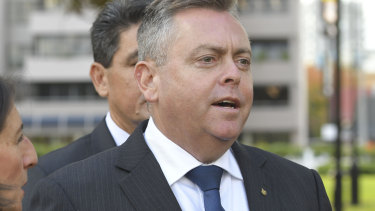 NSW Planning Minister Anthony Roberts released Nick Kaldas' report on Wednesday.