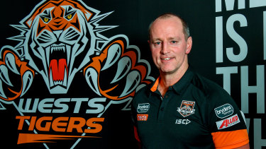 Wests Tigers coach Michael Maguire has added a new steel to his team's defence.