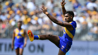The 22-year-old brings elite defensive pressure and clever goal nous to West Coast's forward line.