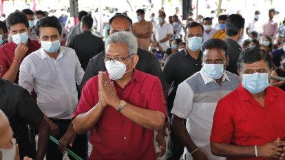Sri Lankan minorities fear poll victory for Rajapaksa brothers