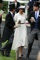The ivory button-down dress by Givenchy.