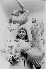 Mirka Mora, 1979.