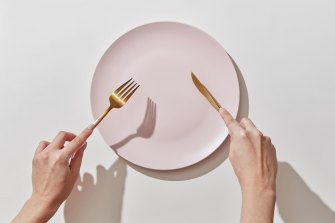 """I look at intermittent fasting as a lifelong solution to my own healthy eating."""