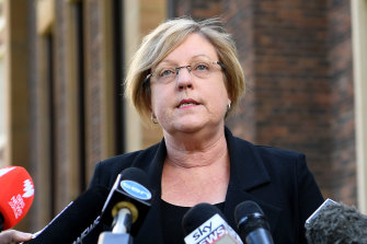 Emergency Services Minister Lisa Neville says fuel reduction burns are not the panacea to bushfires.