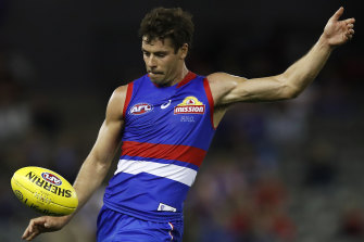 Josh Dunkley only recently returned from injury.