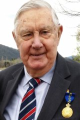 """John Turner was awarded the Member of the Order of Australia in the Queen's Birthday Honours in 2015 """"for significant service to the community through policy direction and reform in public administration, and the social welfare sector, and to cricket""""."""