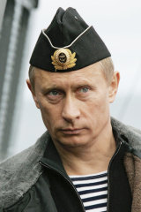 Russia under President Vladimir Putin behaves more like a super power.