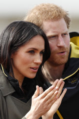 Harry and Meghan will be visiting Sydney in October.