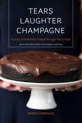 The Singed Sisters cookbook was launched by Annabel Crabb.