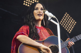 Kacey Musgraves: 'I never had a back up plan.'