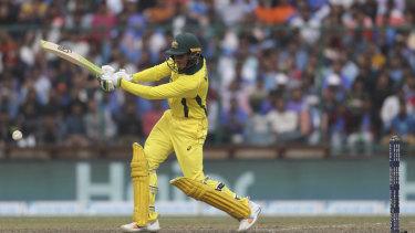 Run fest: Usman Khawaja had an excellent series in India.