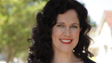 Annabel Crabb discusses her Quarterly Essay on fatherhood at the Opera House.
