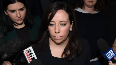 Kaila Murnain quits as NSW Labor's general secretary