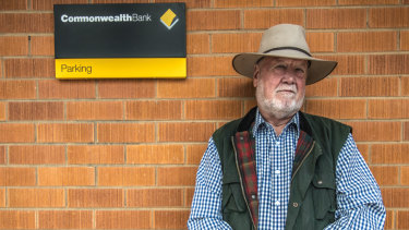 Canberra business owner and political advisor Neil Hermes said CBA bullied and questioned him following his submission to the banking royal commission.