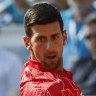 Djokovic upstaged by ball boy in exhibition match