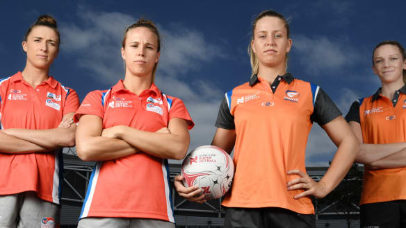 Swifts out to cut Giants down to size in opening-day derby