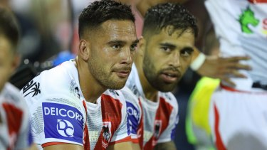 Corey Norman will depart the Dragons at season's end.