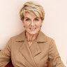 Julie Bishop on the fashion advice she took from Anna Wintour