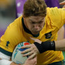 Statement game: Wallabies must win at Twickenham to prove they're a force again