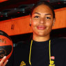 Cambage praises Opals' Rise Up campaign, stays quiet on playing future