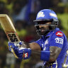 Mumbai see off Chennai to reach Indian Premier League final
