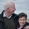 The couple who saved each other from a heart attack, five years apart