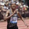 Dutchwoman Hassan breaks women's mile world record
