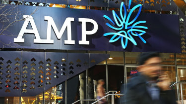 AMP receives offer from US private equity firm.