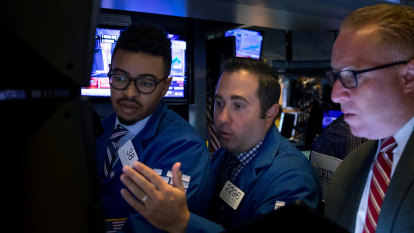 Wall Street touches record high as Trump tweet fuels trade optimism