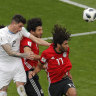 Uruguay take nothing for granted against chastened Saudis
