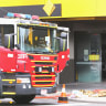 Man pleads guilty to starting fire in Melbourne bank branch