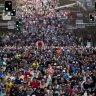 'Virtual' City2Surf prompts warning as runners flock to footpaths