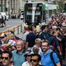 Tram drivers target grand prix visitors with latest spate of strikes