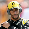 Ricciardo stripped of Japanese GP points because of 'illegal driver aid'