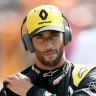Fourth at Monza lifts Ricciardo, Vettel's costly blunder