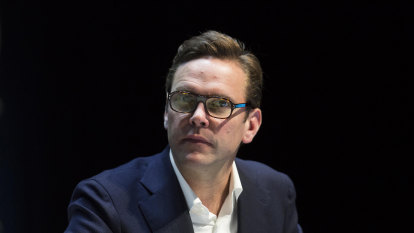 James Murdoch seeks $388m for his blank-cheque company to shop in Asia