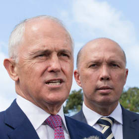 Turnbull v Dutton: Who voted for whom? The full list