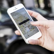 Uber has community guidelines which prohibit gaming the app.
