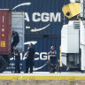 One of the largest drug busts in US history at Philadelphia port