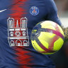 Paris St-Germain pay tribute to Notre Dame in clinching French title