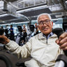 At 111, Henry Tseng was proof that exercise can lead to long life