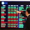Financial sector sends ASX into the red
