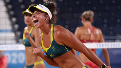 Tokyo Olympics LIVE updates: Aussie beach volleyballers take silver as women aim for elusive 18th gold in javelin