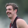 Daniher pushing for return in Dons' next game, which could be in July