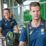 Triple threat: Smith backs Labuschagne to star in all three formats