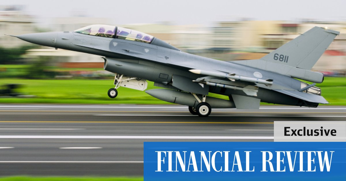 Taiwan conflict: Australian military prepares for worst-case scenario