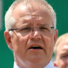 Morrison boasts of influx of donations to Liberal Party
