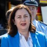 Queensland Premier defends Olympics bid trip amid fire crisis